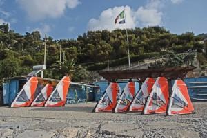scuola windsurf rabina